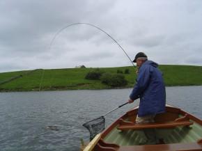 Pêche en dérive
